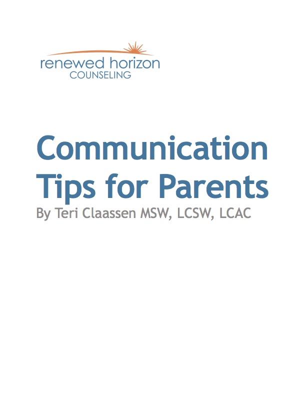 Communication Tips for Parents