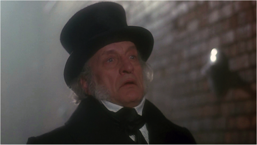 Follow in the footsteps of Scrooge