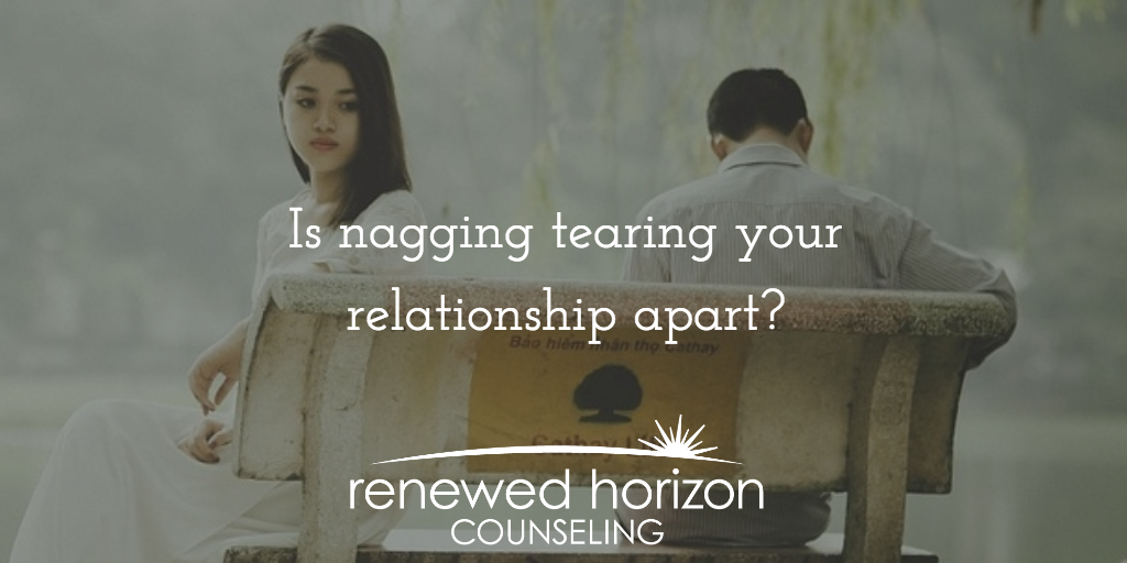 5 Ways to Respond to A Nagging Spouse