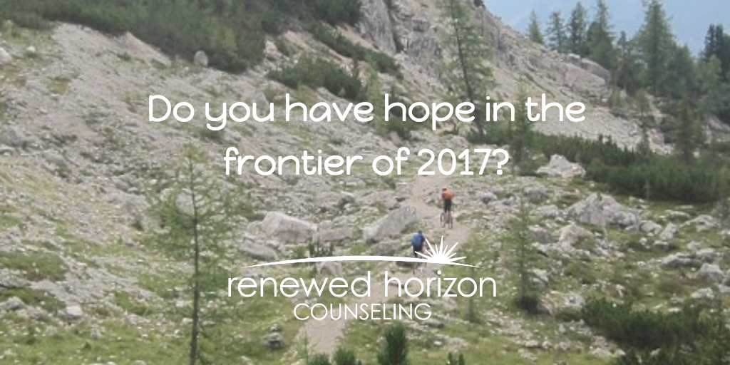Finding Hope in 2017