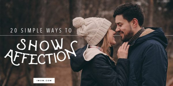 20 Simple Ways to Show Affection in Marriage