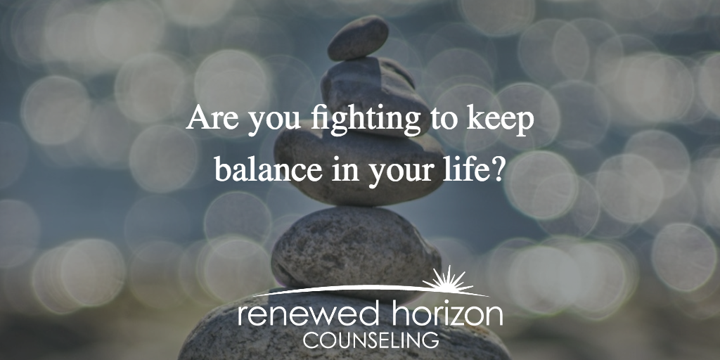 Are You Out of Balance?