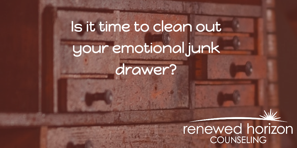 Clean Out Your Emotional Junk Drawer
