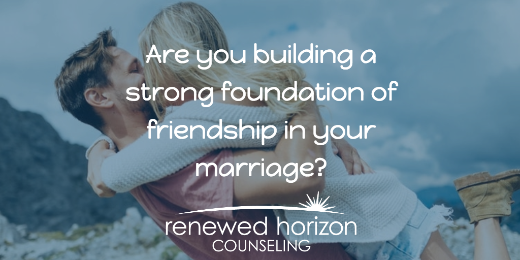 Are You Friends With Your Spouse?