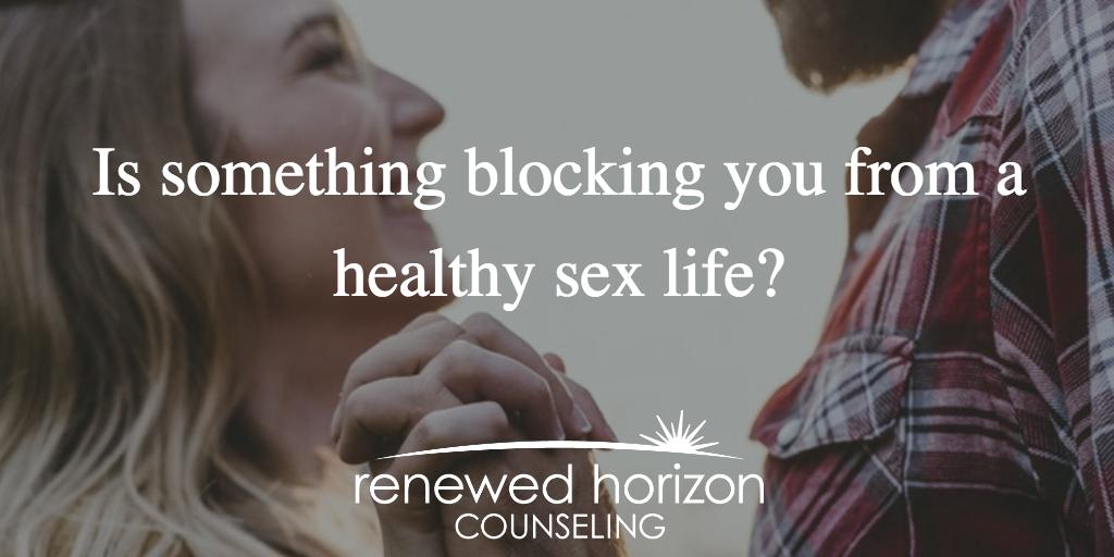 Roadblocks to a Healthy Sex Life