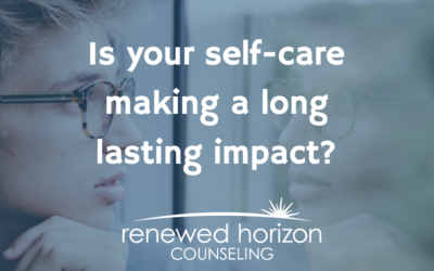 7 Ideas For Long Lasting Self-Care