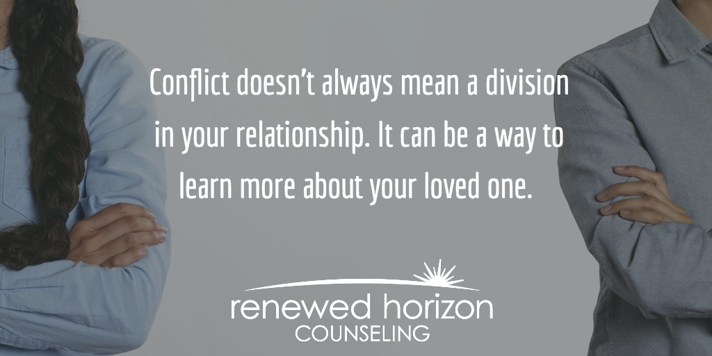 Get To Know Each Other … Through Conflict!