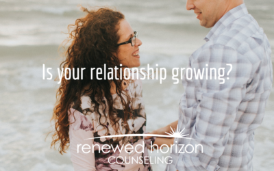 Measuring growth in my marriage