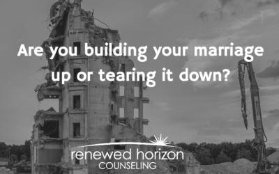 Building a Happy Marriage