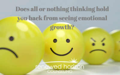 Are you growing emotionally?