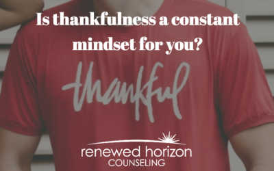 Don't Forget Thankfulness