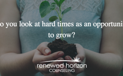 How hard times can be an opportunity