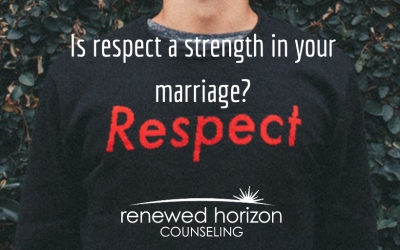 Respect is important in your marriage