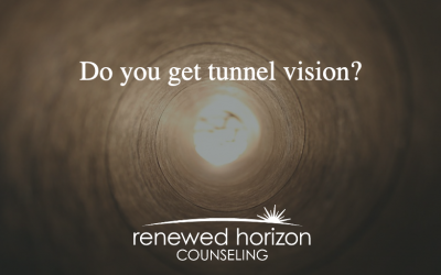 Is your relationship impacted by tunnel vision?