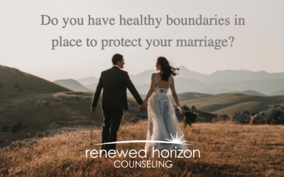Boundaries in your marriage