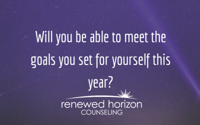 Meet the goals you set this year