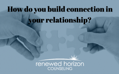 Asking questions for connection