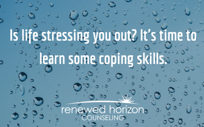 How to cope when life is stressful