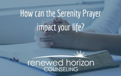 The Serenity Prayer broken down