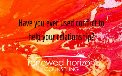 Use conflict as a way to get to know each other