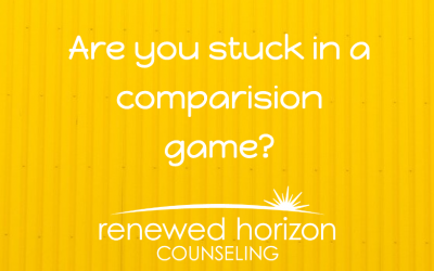 What you win in the comparison game