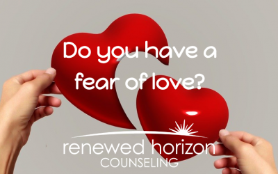 Do you have a fear of someone loving you?