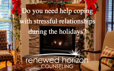 Coping during the holidays with emotional boundaries