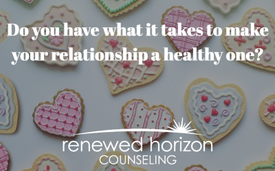 What it takes to make a relationship healthy