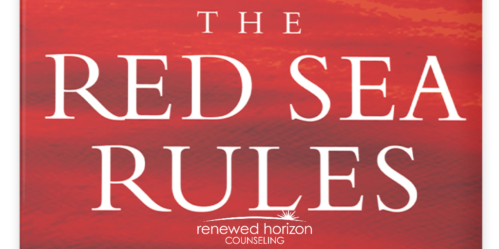 One of my 'go-to' books: The Red Sea Rules