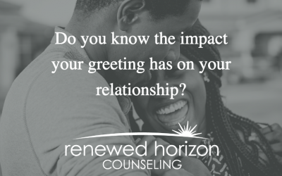 The impact of a greeting