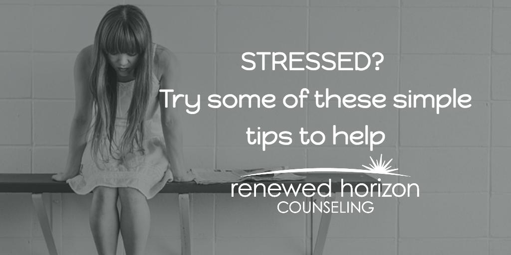 Tips to Decrease Stress