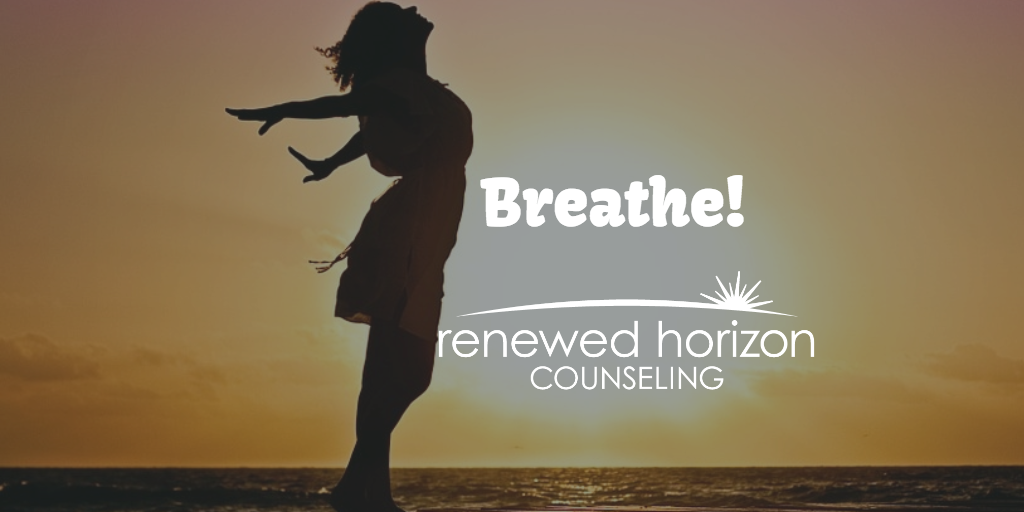Do you take time to 'Just Breathe'?