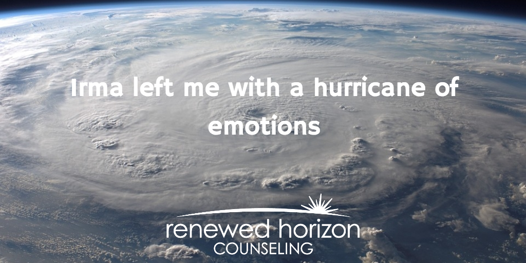Emotions From A Hurricane
