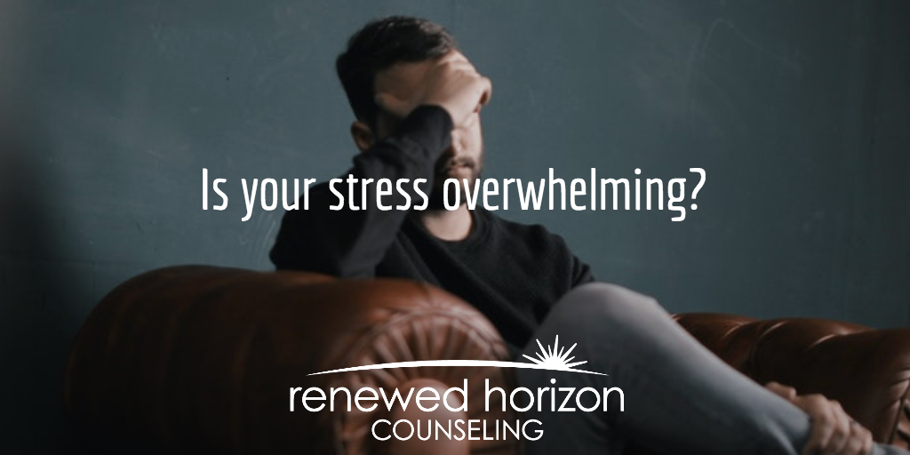 Is it time to decrease stress?