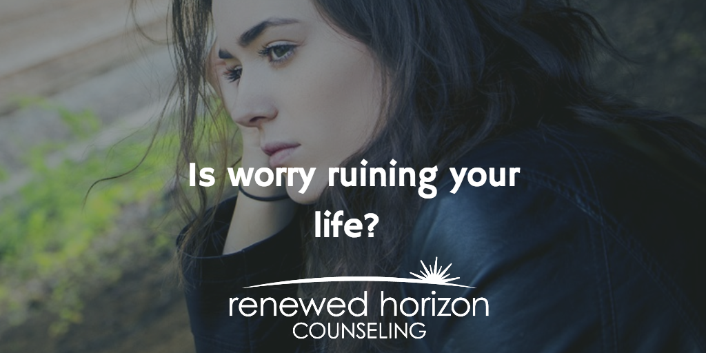 What Do You Get From Worry?