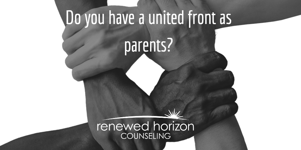 United Front In Parenting