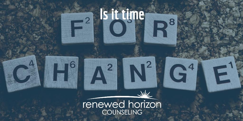 Do you desire to make change?