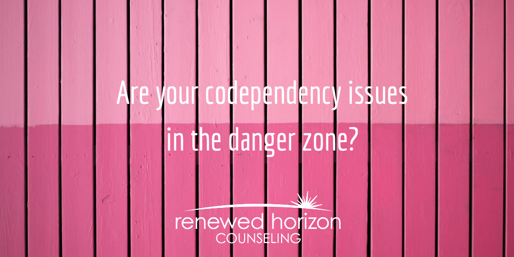 Do you have codependency issues?