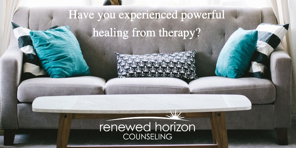 The healing impact of therapy