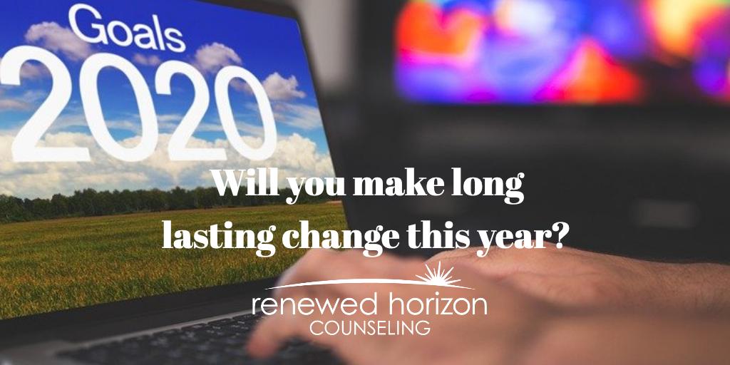 Make long lasting changes