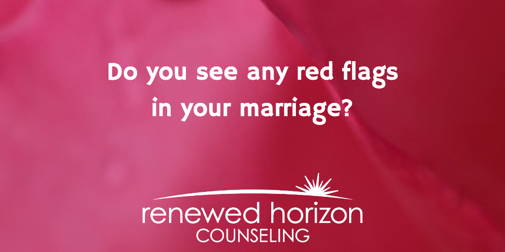 11 Red flag warnings that your marriage is in trouble