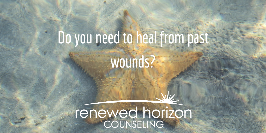Healing past wounds